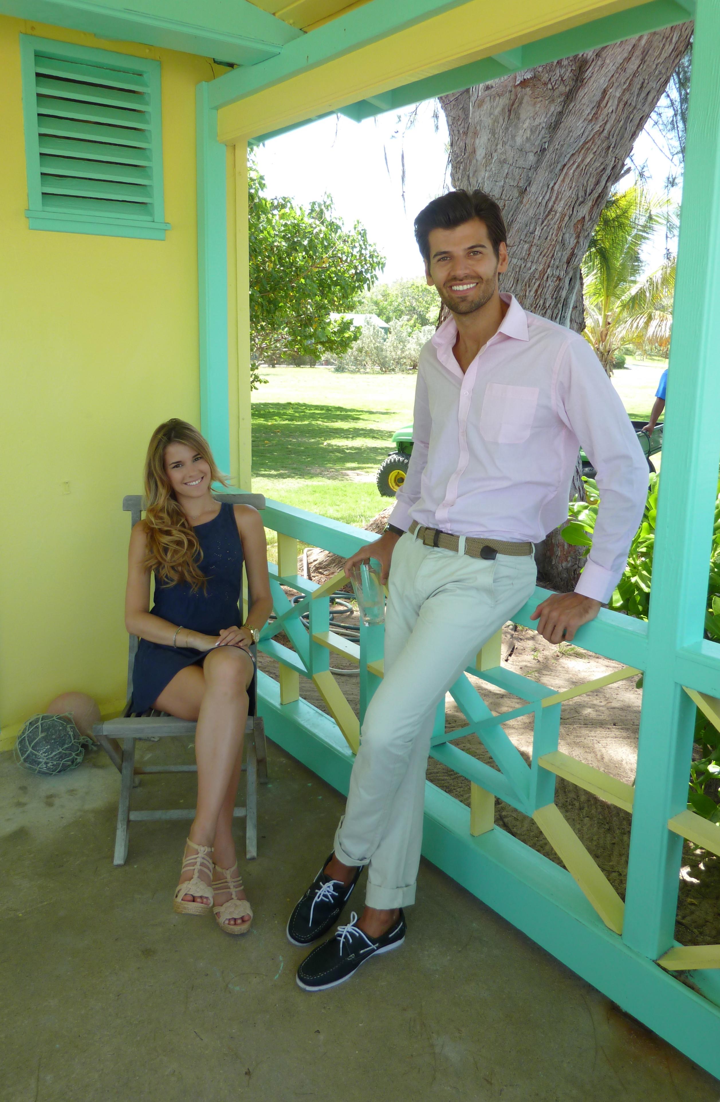 Cindy and Brad